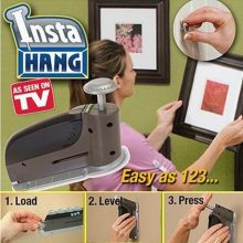 Insta Hang Picture Hanger Wall Hook Drywall Hangers Wall As seen on TV
