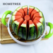 Stainless Steel Cutting Seeder 1PC Large Size Cut Watermelon Slicer Melon Slitters As Seen On TV HOT Cut Fruit Tool H15