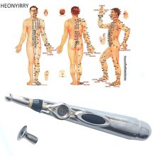 Electronic Accupuncture Pen