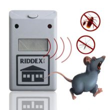 FATCOOL EU plug 1pcs  Home Electro Magnetic Ultrasonic Riddex Electronic Pest Rodent Repeller Mouse Mosquito Insect