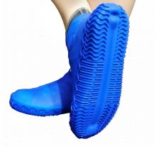 Reusable Non-slip Rain Shoes Covers  Waterproof  Silicone Shoe Cover Outdoor Camping S/M/L Shoes Accessories
