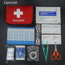 Emergency Survival Kit  Mini Family First Aid Kit  Sport Travel kit  Home Medical Bag Outdoor Car First Aid Kit