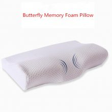 Orthopedic Magnetic  White Color Neck Pillow Slow Rebound Memory Foam Pillow Cervical Health Care Pain Release