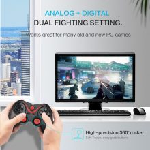 Wireless Bluetooth Gamepad Support Official App Game Controller For iphone Android Smart Phone For PS3 PC TV Box
