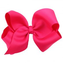 1 pcs 6 inch boutique kids big baby for hair clips ribbon bows with for girls barrettes children accessories hairpins headwear