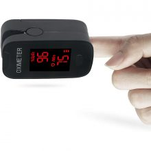 Blood Oxygen Monitor Finger Pulse Oximeter Oxygen Saturation Monitor