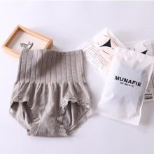 Hot Sale Janpan Munafie Panties For Women With High Waist New Women's Underwear Control Body Slimming Belly In Sexy Briefs