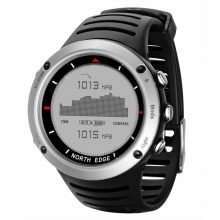 Men's sport Digital watch Hours Running Swimming sports watches Altimeter Barometer Compass Thermometer Weather men