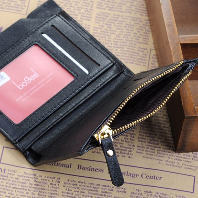 Coin Bag Zipper Men Wallets Famous Brand Mens Wallet Male Money Purses Wallets  New Design Top  Men Wallet